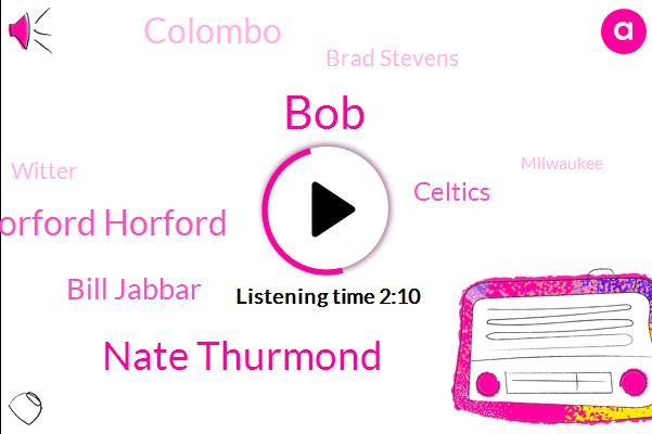 BOB,Nate Thurmond,Horford Horford,Bill Jabbar,Celtics,Colombo,Brad Stevens,Witter,Milwaukee,Roger Fleming,Mariners,Ryan