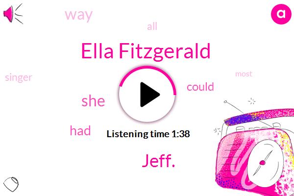 Ella Fitzgerald,Jeff.