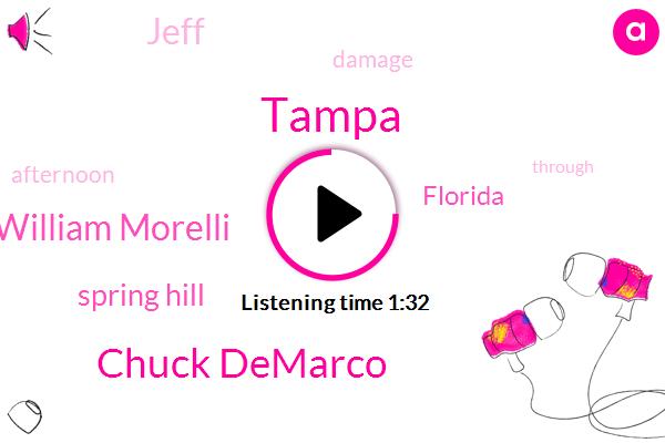 Tampa,Chuck Demarco,William Morelli,Spring Hill,Florida,Jeff