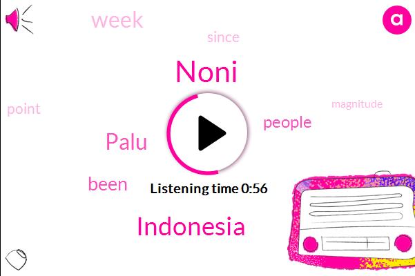 Noni,Indonesia,Palu