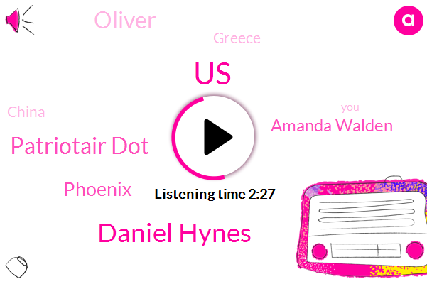 United States,Daniel Hynes,Patriotair Dot,Phoenix,Amanda Walden,Oliver,Greece,China