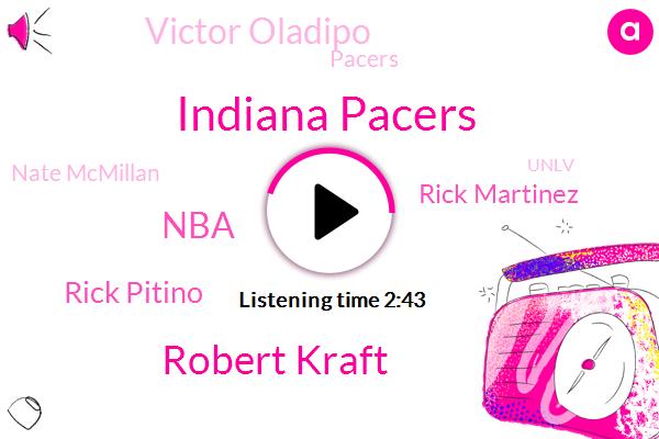 Indiana Pacers,Robert Kraft,Rick Pitino,NBA,Rick Martinez,Victor Oladipo,Pacers,Nate Mcmillan,Unlv,Mari,Burger,Florida,Louisville,Basketball,NCW,Williamson,Jupiter,Steph,Zion,Two Days
