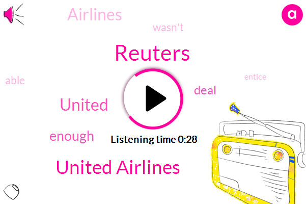 United Airlines,Reuters