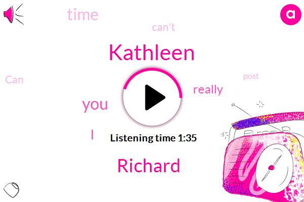 Kathleen,Richard