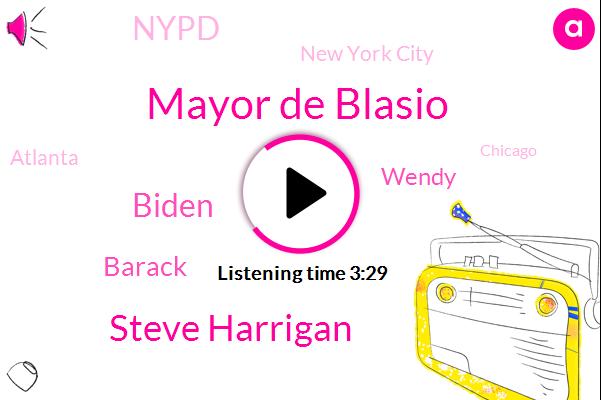 New York City,Nypd,Atlanta,Chicago,Mayor De Blasio,Steve Harrigan,Murder,Philadelphia,Georgia,Biden,Seattle,Barack,Wendy,Commissioner,FOX