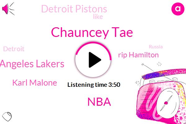 Chauncey Tae,NBA,Los Angeles Lakers,Karl Malone,Rip Hamilton,Detroit Pistons,Detroit,Russia,Pistons,Kirk Morrison,Cianci,Sixers,Virginia,Intel,Houston Rockets,Mansholt,Hockey,Ben Wallace,Donald Trump,Sean