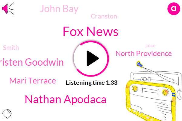 Fox News,Nathan Apodaca,Kristen Goodwin,Mari Terrace,North Providence,John Bay,Cranston,Smith