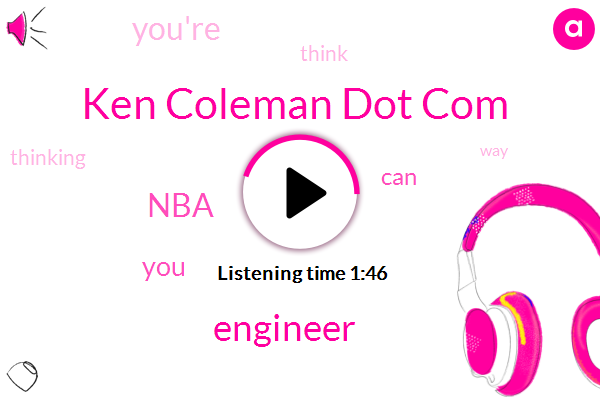 Ken Coleman Dot Com,KEN,Engineer,NBA