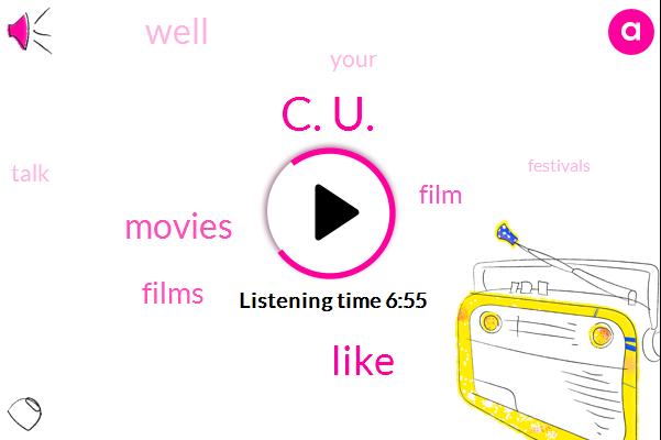 C. U.