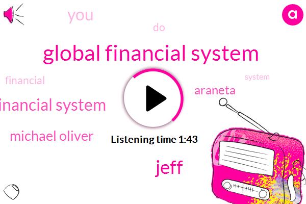 Global Financial System,Jeff,Financial System,Michael Oliver,Araneta