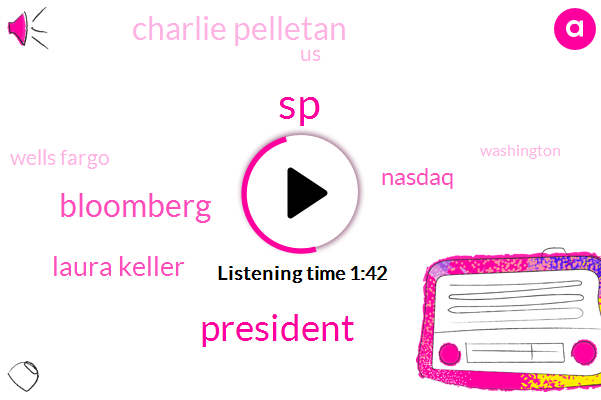 FOX,SP,President Trump,Bloomberg,Laura Keller,Charlie Pelletan,Nasdaq,United States,Wells Fargo,Washington,Lisa Abramowicz,One Percent,Thirteen Thirty Five Ounce,Seven Thirty Seconds,One Billion Dollar,Nine Four Percent,Billion Dollars,Eight Percent,Two Percent