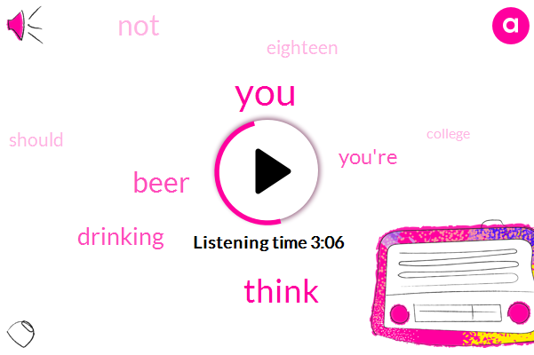 Listen: Legalizing drinking at 18 may make college life safer