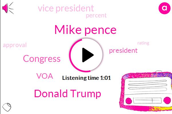 Vice President,Mike Pence,Donald Trump,President Trump,Congress,VOA
