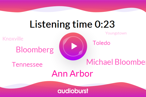 Ann Arbor,Michael Bloomberg,Vandalism,Tennessee,Toledo,Bloomberg,Knoxville,Youngstown
