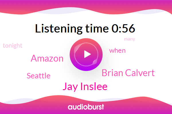 Jay Inslee,Brian Calvert,Amazon,Seattle
