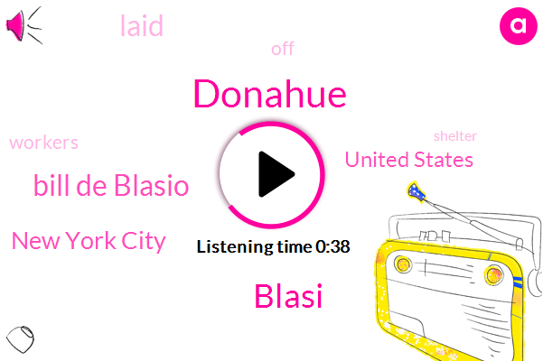 New York City,AP,Donahue,Blasi,United States,Bill De Blasio