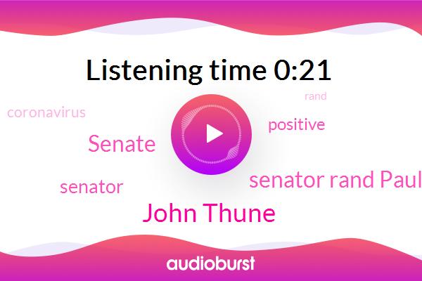 Senator,John Thune,Senator Rand Paul,Senate