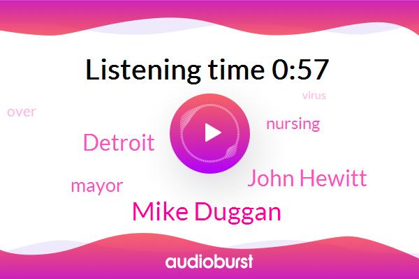 Mike Duggan,Detroit,John Hewitt