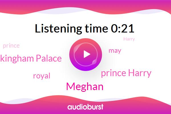 Prince Harry,Meghan,Buckingham Palace