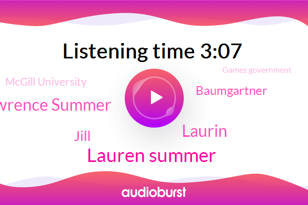 China,Beijing,NPR,Lauren Summer,Laurin,Lawrence Summer,Olympics,Jill,Mcgill University,Baumgartner,Games Government,Illinois,Ohio