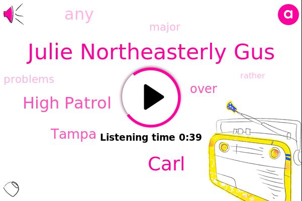 High Patrol,Julie Northeasterly Gus,Tampa,Carl