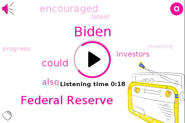 Biden,Federal Reserve