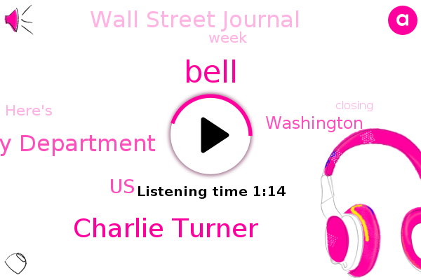 Wall Street Journal,Charlie Turner,Bell,United States,Treasury Department,Washington