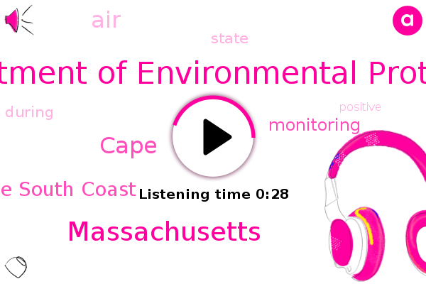 Department Of Environmental Protection,Massachusetts,The South Coast,Cape