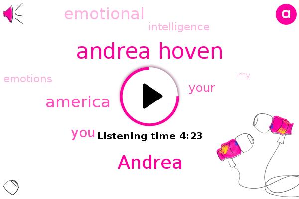 Andrea Hoven,Andrea,America