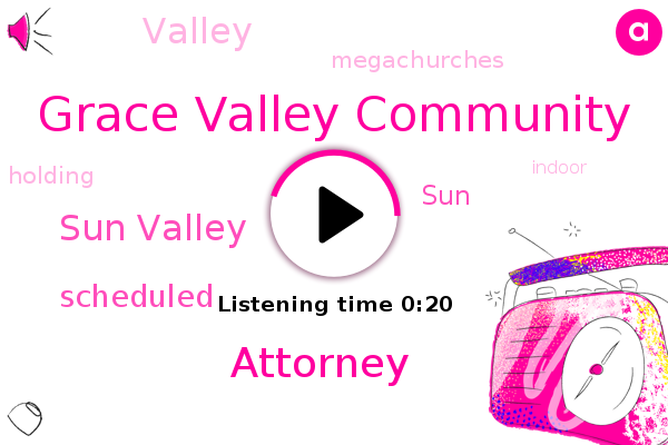 Grace Valley Community,Sun Valley,Attorney