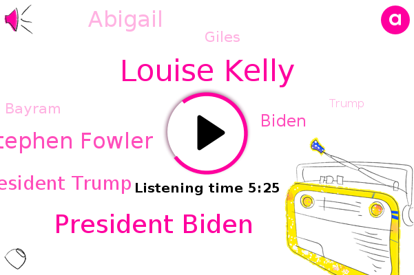 Louise Kelly,President Biden,Stephen Fowler,Georgia Public Broadcasting,Michigan,President Trump,Arizona,Biden,Abigail,Georgia,Senate,Dropbox,Lansing,Giles,Bayram,Donald Trump,Legislature,GOP,Steven,Phoenix