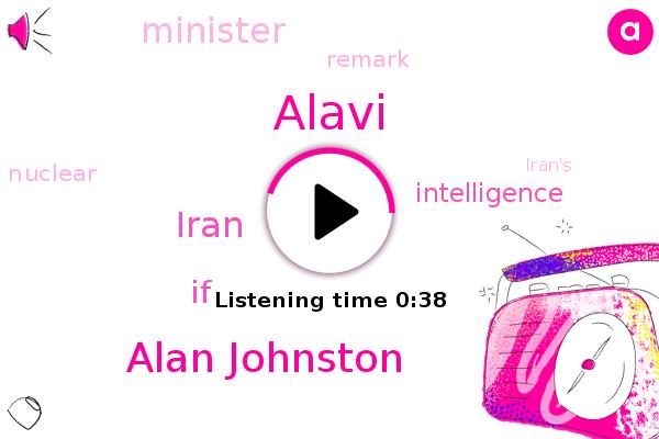 Alavi,Alan Johnston,Iran