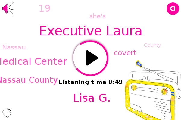 Listen: Nassau County, New York, Executive Laura Curran Quarantining After Exposure To COVID-19