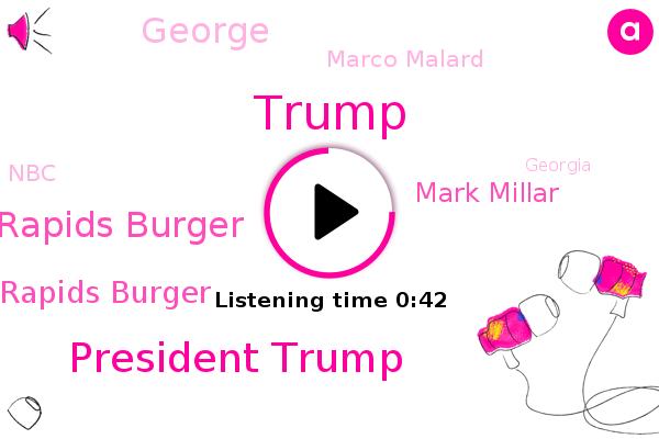 Listen: Washington Post releases full audio of Trump phone call with Georgia secretary of state