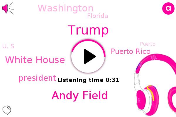Listen: Trump announces billions in aid for Puerto Rico