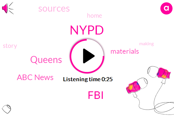 Nypd,Abc News,FBI,Queens