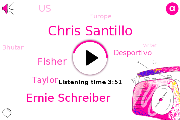 Chris Santillo,United States,Desportivo,Atlantic Salmon,Europe,Ernie Schreiber,Bhutan,Fisher,Writer,Rick,Taylor