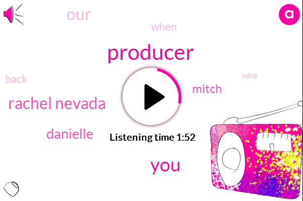 Producer,Rachel Nevada,Mitch,Danielle
