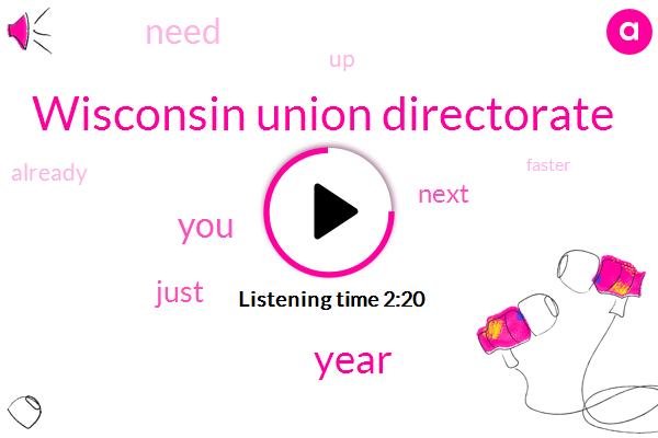 Wisconsin Union Directorate