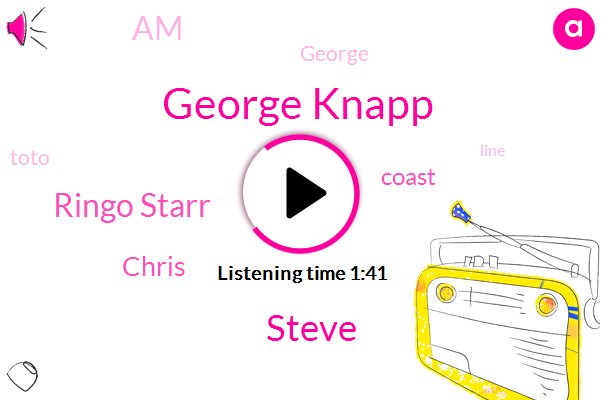 George Knapp,Steve,Ringo Starr,Chris