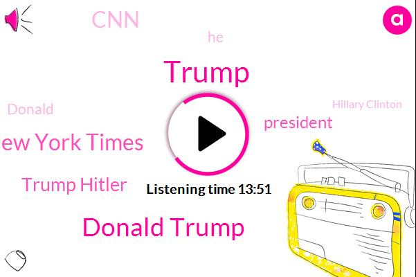 Donald Trump,The New York Times,Trump Hitler,President Trump,CNN,Hillary Clinton,Intel,Tchaikovsky,Jim Acosta,Wisconsin,Putin,Jimmy Acosta,Barack Hussein,Tricalm,UN
