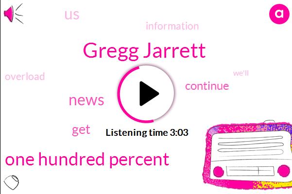 Gregg Jarrett,One Hundred Percent