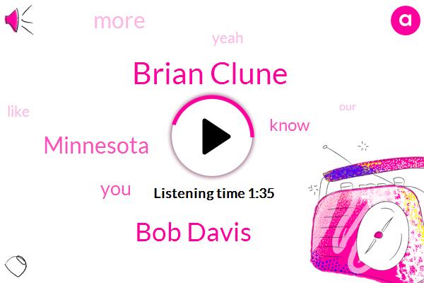Brian Clune,Bob Davis,Minnesota