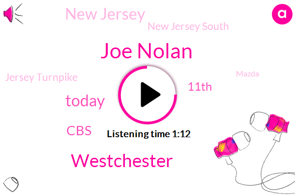Joe Nolan,Westchester,Today,CBS,11Th,New Jersey,New Jersey South,Jersey Turnpike,ABC,Mazda,Garden State Parkway Down,Queens,America,27,Spurred,Memorial Day,One Lane,Each Year,Cbs Com,Up To $50