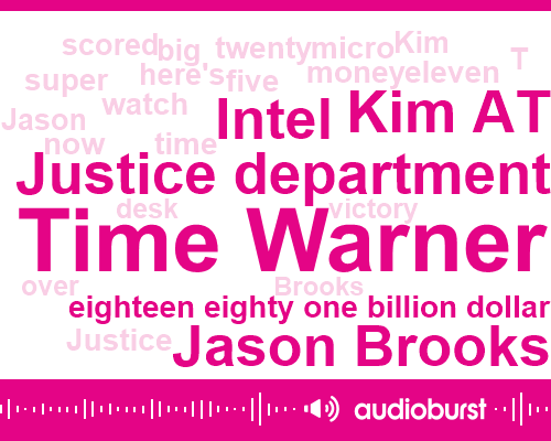 Listen: Time Warner, Kcbs, Justice Department discussed on KCBS Radio Midday News