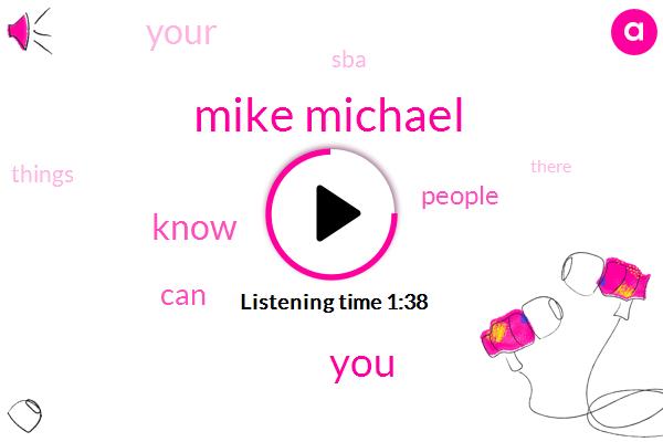 Mike Michael