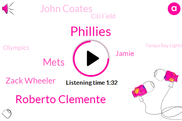 Phillies,Roberto Clemente,Mets,Zack Wheeler,Jamie,John Coates,Citi Field,Olympics,Tampa Bay Lightning,David Peterson,International Olympic Committee Vice,Edmonton Day,Yankees,Tokyo,NHL,Islanders,Japan,Siri,Buffalo,Bluejays