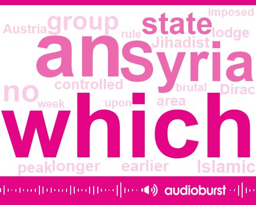 Iraq,Syria,Isis,United States,Mosul,Iraqi Syrian,Europe,Syria.,Dirac,Austria,NPR,Iraqi Government,Al-Qaeda,Jane,UCD,Andrew Miller,Netherlands,Eastern Europe,L Hall
