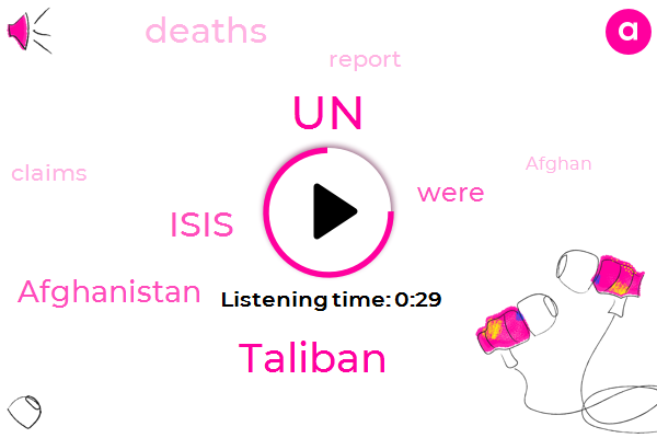 Listen: U.S. and Afghan Forces Killed More Civilians Than Taliban Did, Report Finds