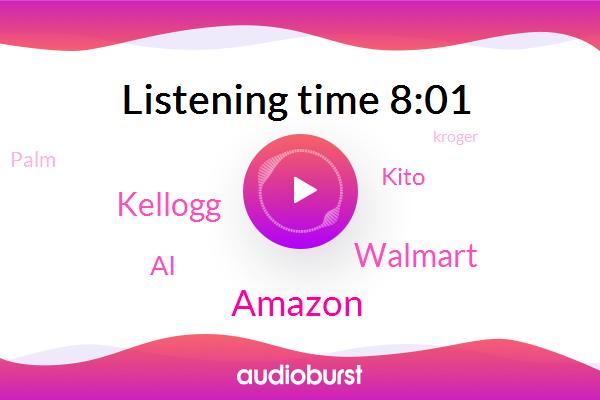 Amazon,Sales Marketing And Supply,Walmart,Kellogg,AI,Puerto,Denver,Iowa,Kito,Palm,Kroger,Kimberly-Clark,Ivy League,NBA,Cincinnati